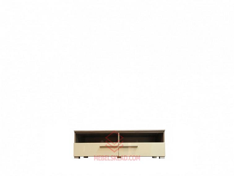 Тумба DRIFT RTV2S/3/12 ясень коимбра темный / песочный блеск за 8170 ₽