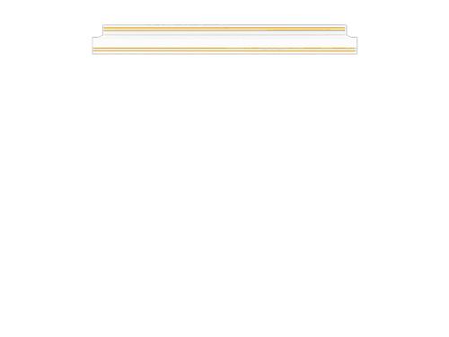 Полка  120 сосна золотая ВАЙТ за 1801 ₽