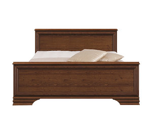 Кровать LOZ140x200 каштан KENTAKI с основанием БРВ за 26561 ₽