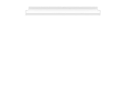 Полка 120 сосна серебряная ВАЙТ за 1 801 руб