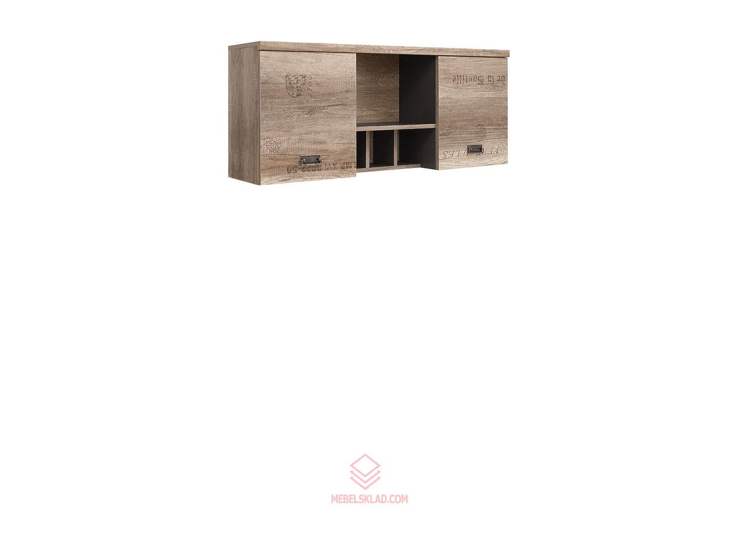 Шкаф навесной SFW2D MALCOLM за 5377 ₽