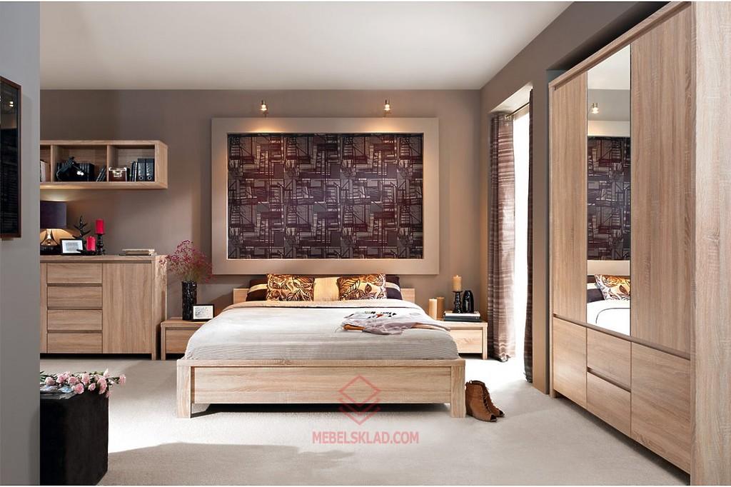 Спальня Kaspian за 49223 ₽