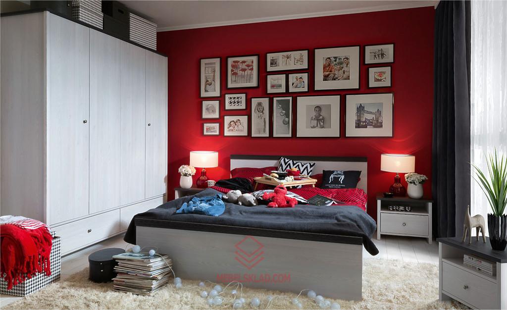 Спальный гарнитур Porto BRW за 37305 ₽