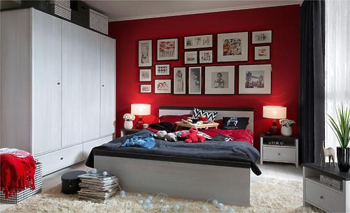 Спальный гарнитур Porto BRW за 40878 ₽