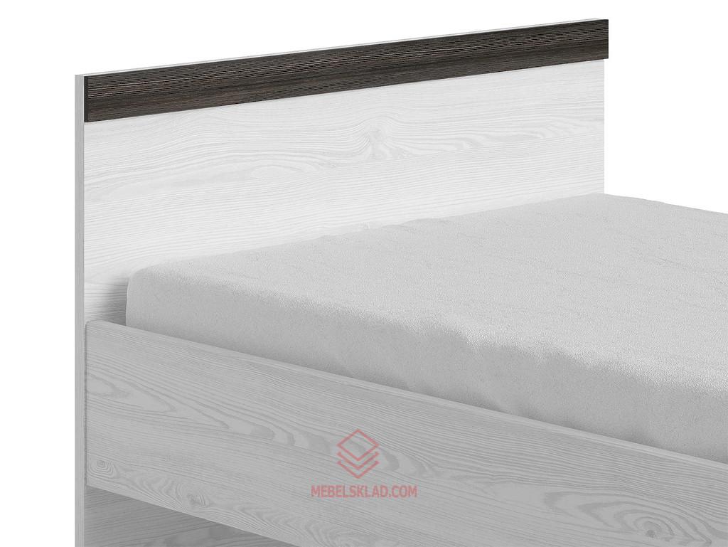 Кровать LOZ90x200 Porto металлическое основание за 9947 ₽