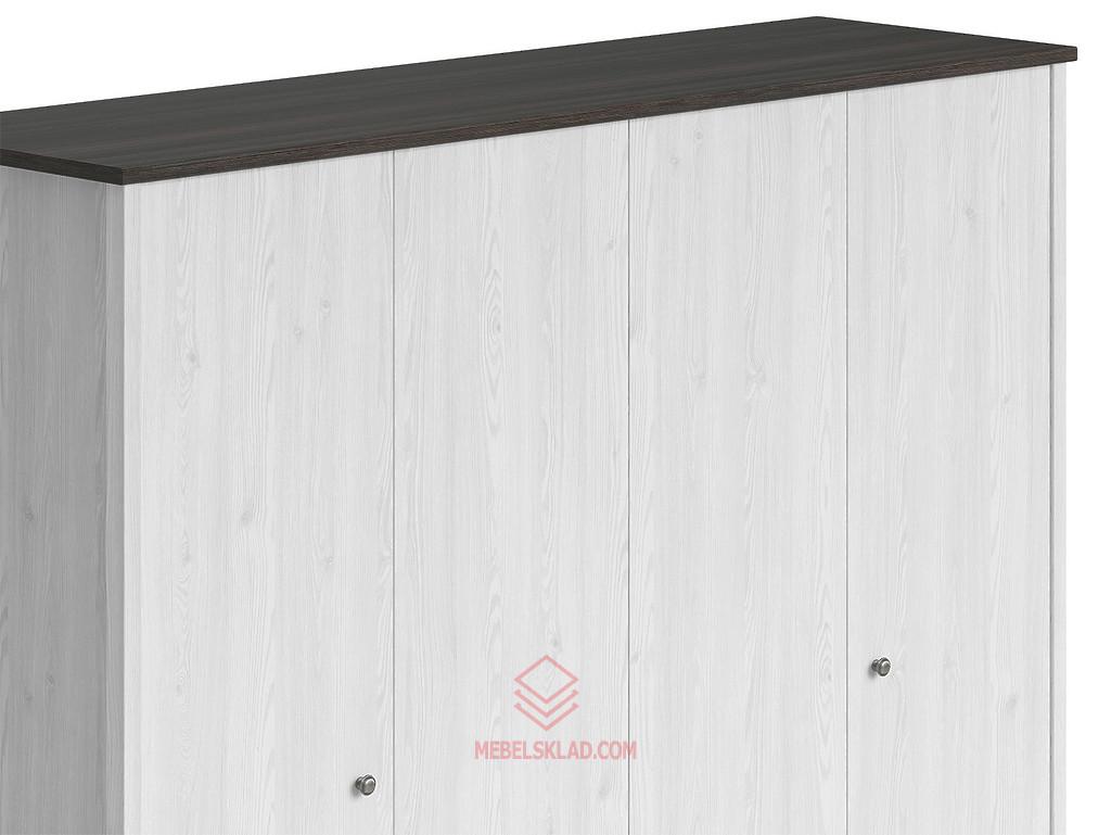 Шкаф с полками SZF4D2S Porto за 20835 ₽