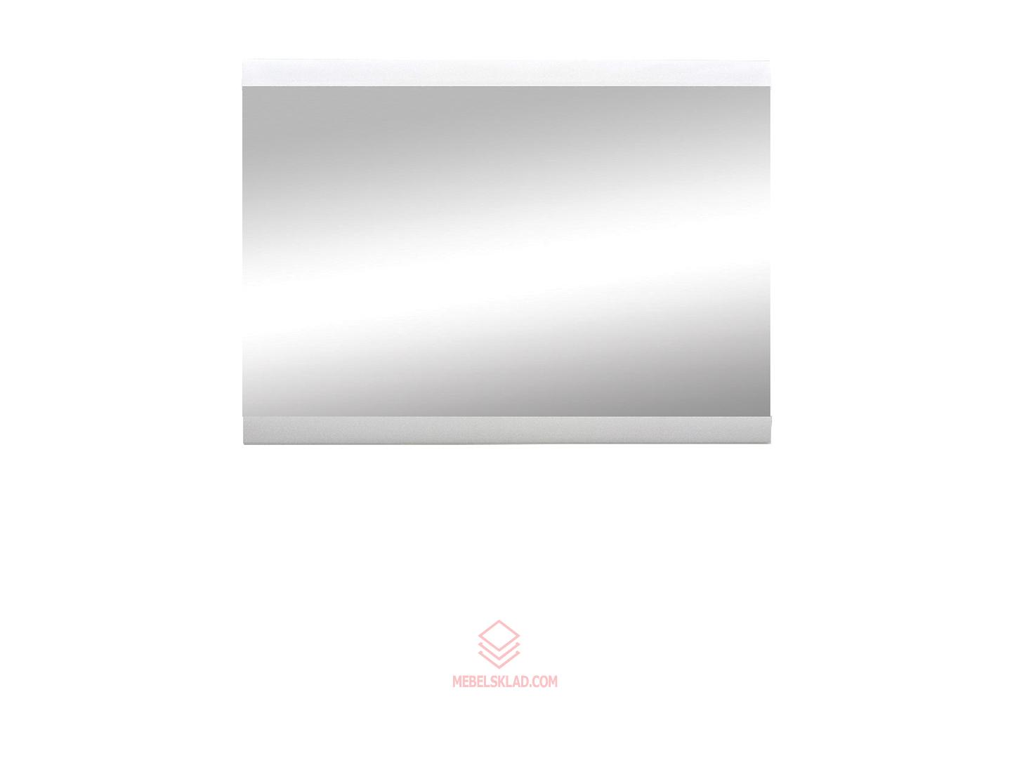 AZTECA Зеркало LUS белый блеск