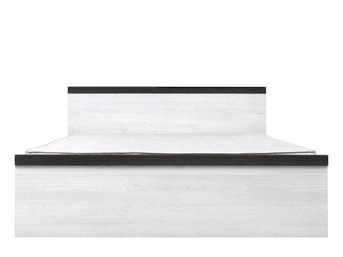 Кровать LOZ160x200  Porto гибкое основание за 11723 ₽