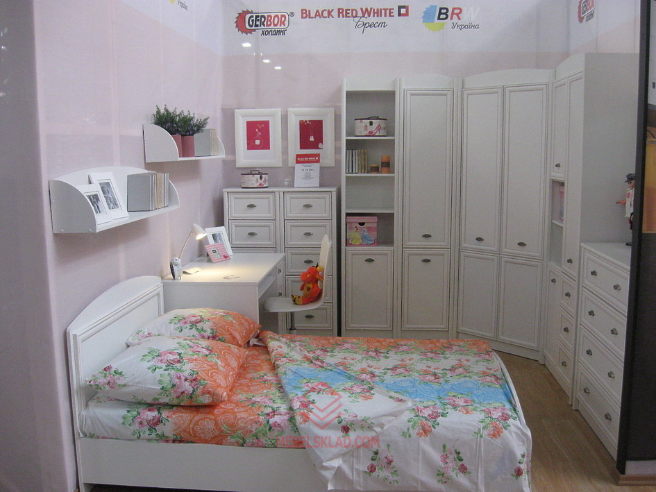 Подростковая мебель Salerno за 135845 ₽