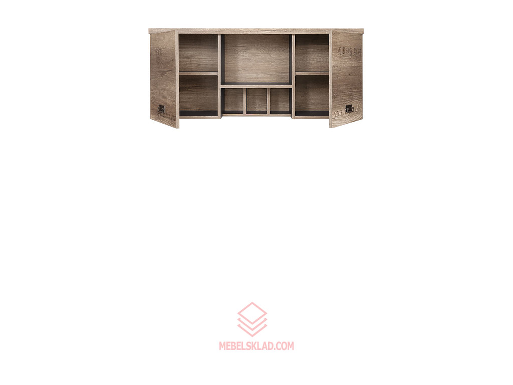 Шкаф навесной SFW2D MALCOLM за 4930 ₽