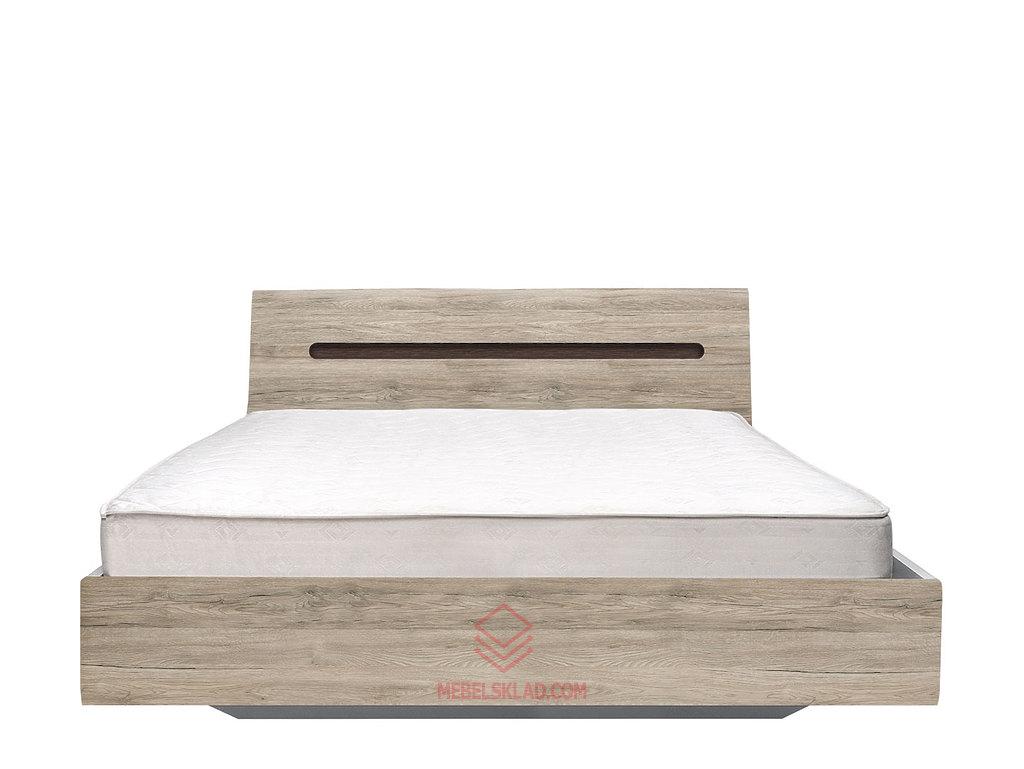 Кровать с подъемным механизмом AZTECA LOZ160x200 дуб санремо за 30195 ₽