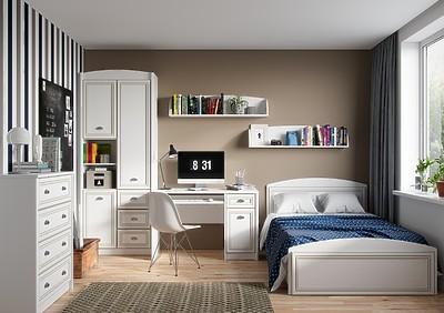 Комната для подростка Salerno за 53 458 руб