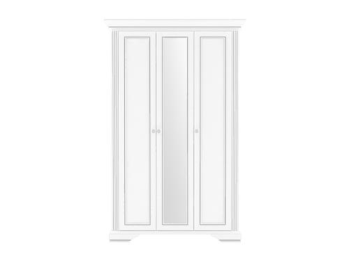 Шкаф 3D(2S) сосна серебряная ВАЙТ за 30861 ₽