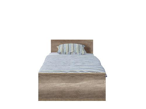 Кровать 90*200 с основанием гибким LOZ_90 MALCOLM за 9035 ₽