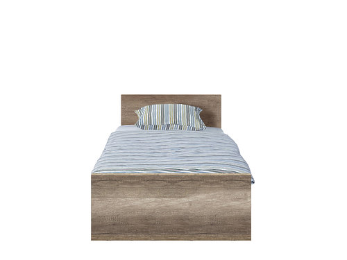 Кровать 90*200 с основанием гибким LOZ_90 MALCOLM за 7 284 ₽
