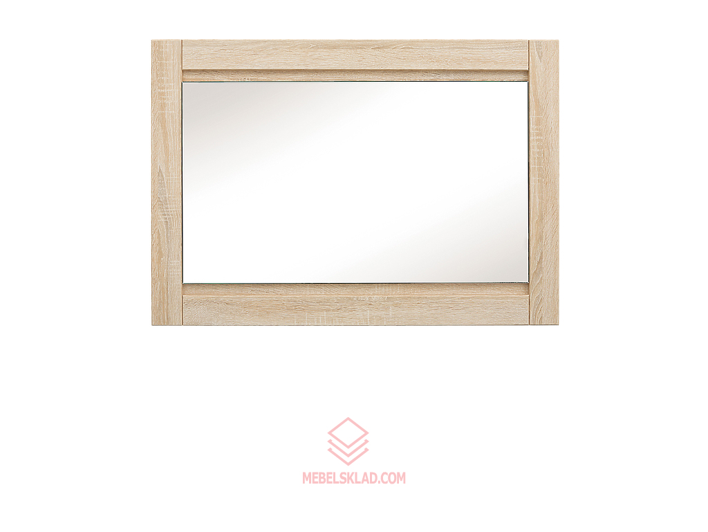 Зеркало LUS/100 дуб сонома AUGUST за 4039 ₽