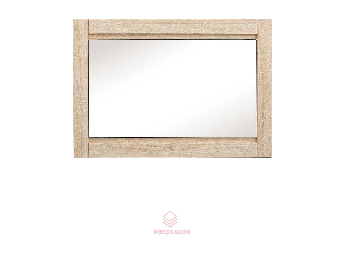 Зеркало LUS/100 дуб сонома AUGUST за 3938 ₽