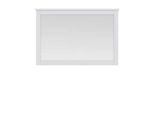 Зеркало LUS/90 белый HELGA за 2600 ₽