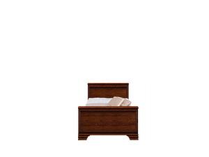 Кровать с основанием KENTAKI LOZ/90 каштан за 15000 ₽
