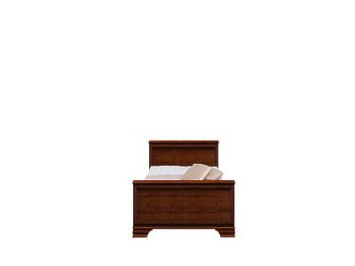 Кровать с основанием KENTAKI LOZ/90 каштан за 11 685 руб