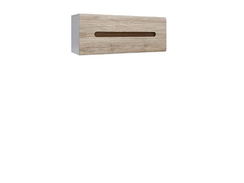 Шкаф настенный AZTECA SFW1K/4/11 за 5330 ₽