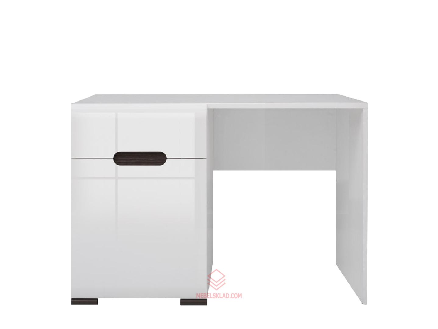 AZTECA туалетный стол TOL1D1S белый за 8474 ₽