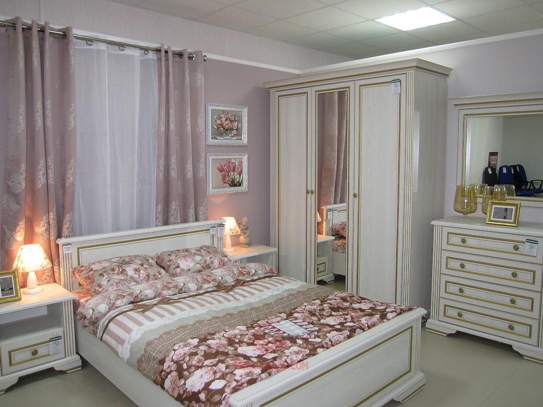 Белая спальня Вайт за 77504 ₽
