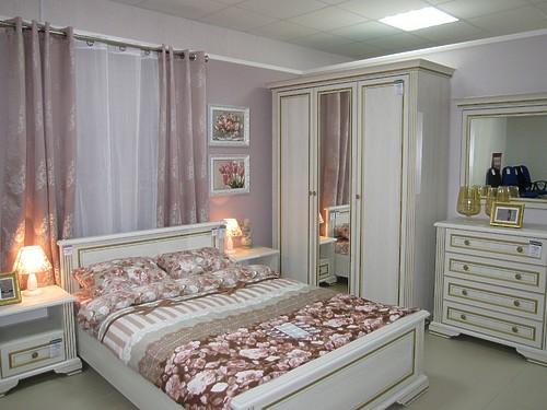 Белая спальня Вайт за 85 283 руб