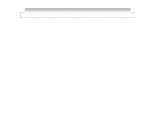 Полка 160 сосна серебряная ВАЙТ за 2 244 руб