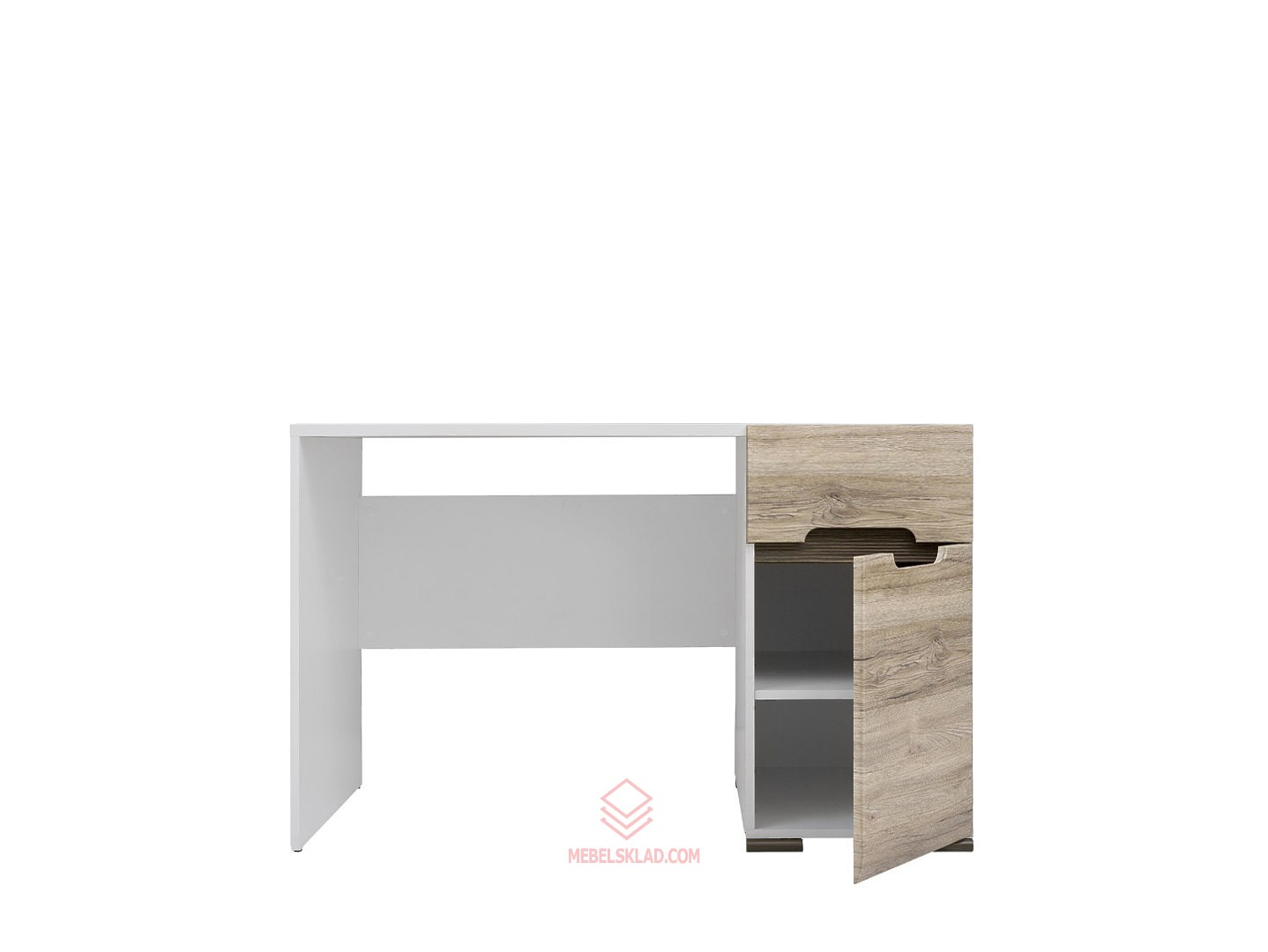 AZTECA туалетный стол TOL1D1S дуб санремо