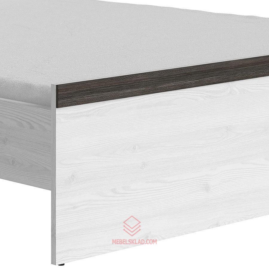 Кровать LOZ160x200  Porto гибкое основание за 13428 ₽