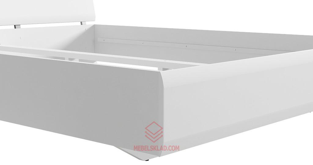AZTECA Кровать LOZ160x200 белый за 22195 ₽