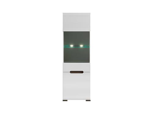 AZTECA Шкаф REG1W1D/21/6 белый за 16948 ₽