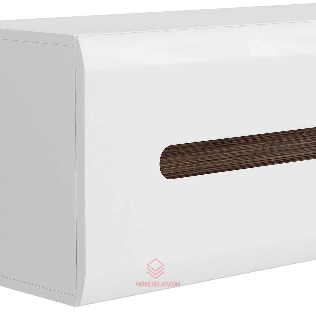 AZTECA Навесной шкаф SFW1K/4/15 белый