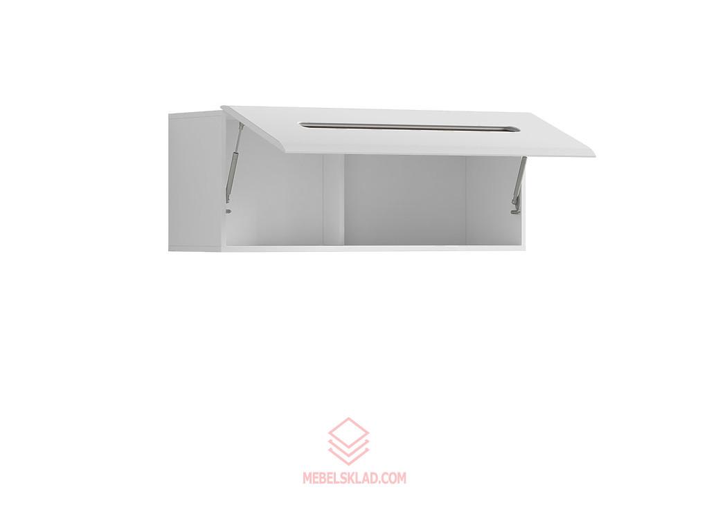 AZTECA Навесной шкаф SFW1K/4/15 белый за 8664 ₽