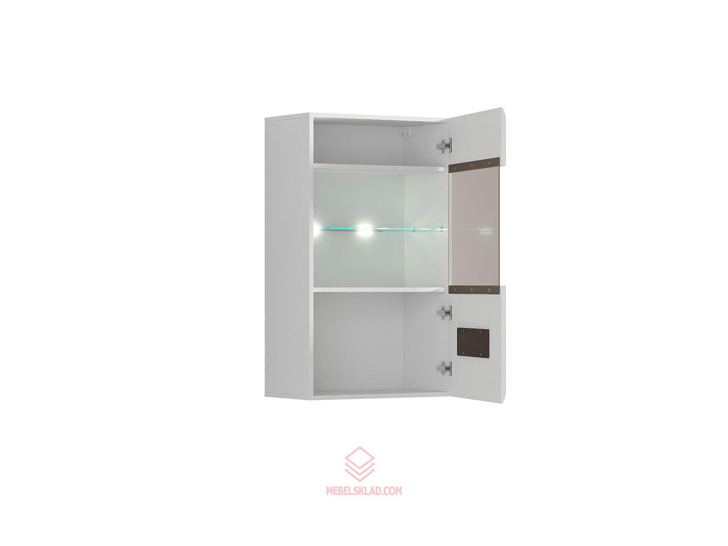 Шкаф настенный AZTECA SFW1W/10/6 за 10564 ₽