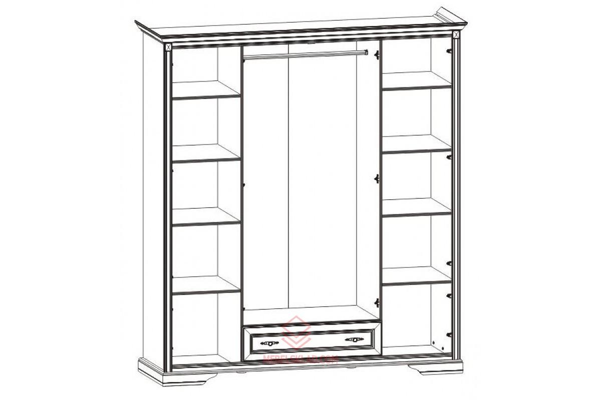 Стилиус NSZF-4d1s шкаф
